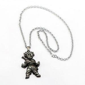 Dragon Ball Necklace Trunks Pendant Metal link chain Necklaces - Anime Hero Shop