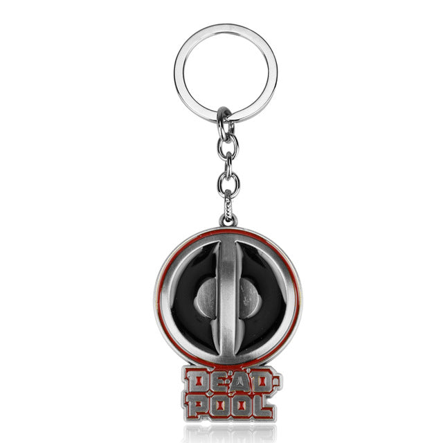 Deadpool Keychains