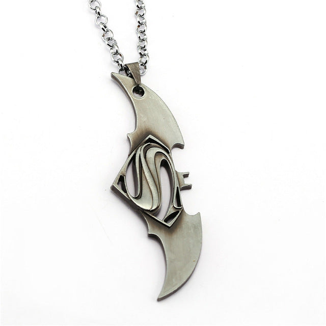 Dark Knight Batman Necklace Pendant stainless steel (20 Styles )
