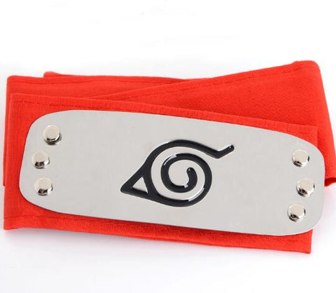 Image of 1Pcs/set Cool Naruto Forehead Fashionable Guard Headband