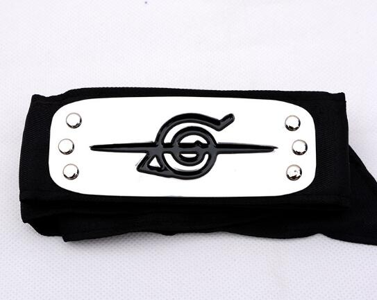 1Pcs/set Cool Naruto Forehead Fashionable Guard Headband