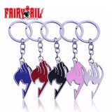 Fairy Tail Keychains