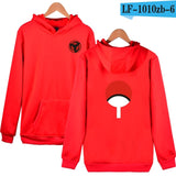 Uchiha Sharingan Hooded Unisex (5 Colors)