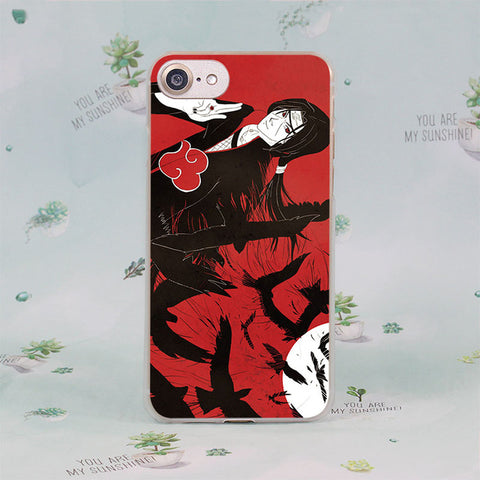 Image of Naruto hard case cover for Apple iPhone 7 7Plus 6S 6 Plus 5 5s SE 5C - Anime Hero Shop