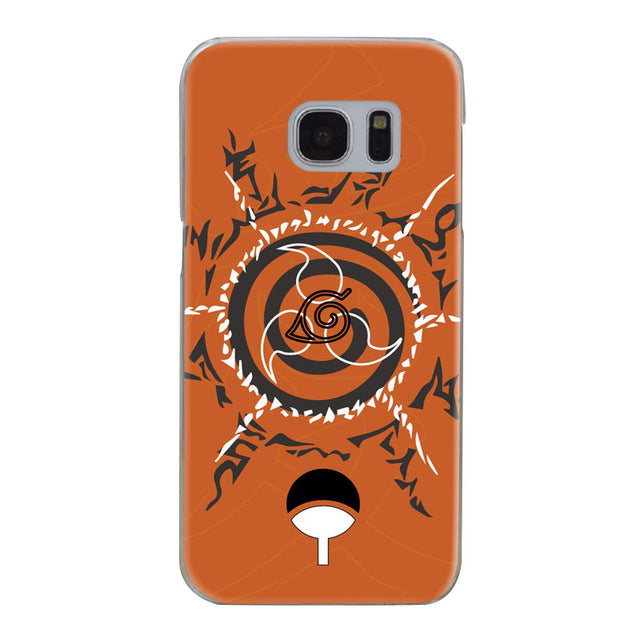Naruto Hard Case Cover For Samsung Galaxy S 3 4 5 6 7 8 Mini Edge Plus Note 3 4 5 8