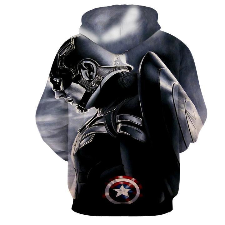 New Captain America hot Style Hoodies