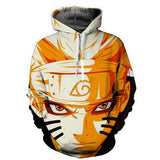 Naruto 6 Paths Mode Unisex Hoodie