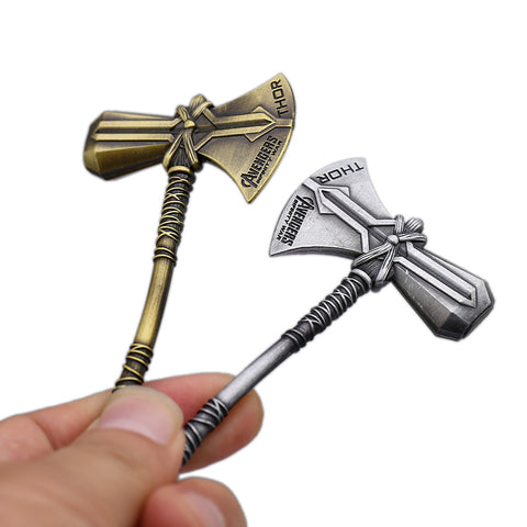 Image of Infinity War Thor Stormbreaker Keychain
