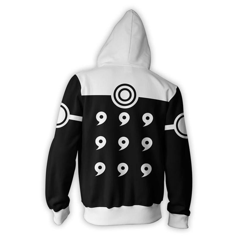 Naruto 3D Print Harajuku Hoodies - Anime Hero Shop