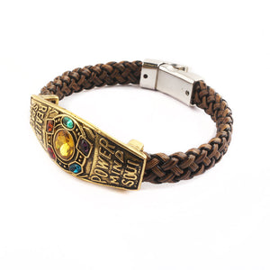Thanos Infinity Bracelet Avengers Infinity War - Anime Hero Shop