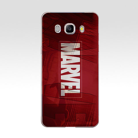 Image of Marvel Hard Case Cover for Samsung Note 3 4 5 8 for Galaxy a3 a5 2017 j3 j5 j7 2015 2016 2017