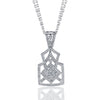 18K Diamond Fashion Necklace