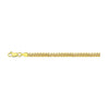 Yellow Gold Plated 4.25MM Cuban Chain