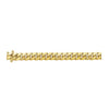 14K Yellow Gold 7mm Cuban Chain