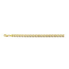 14K Yellow Gold 3.8mm Mariner Chain