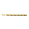 14K Yellow Gold 4.6mm Mariner Chain