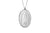 925 STERLING SILVER 13x20MM OVAL MARY MEDAL