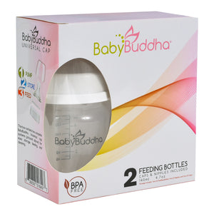 BabyBuddha 4.7oz Bottle Kit