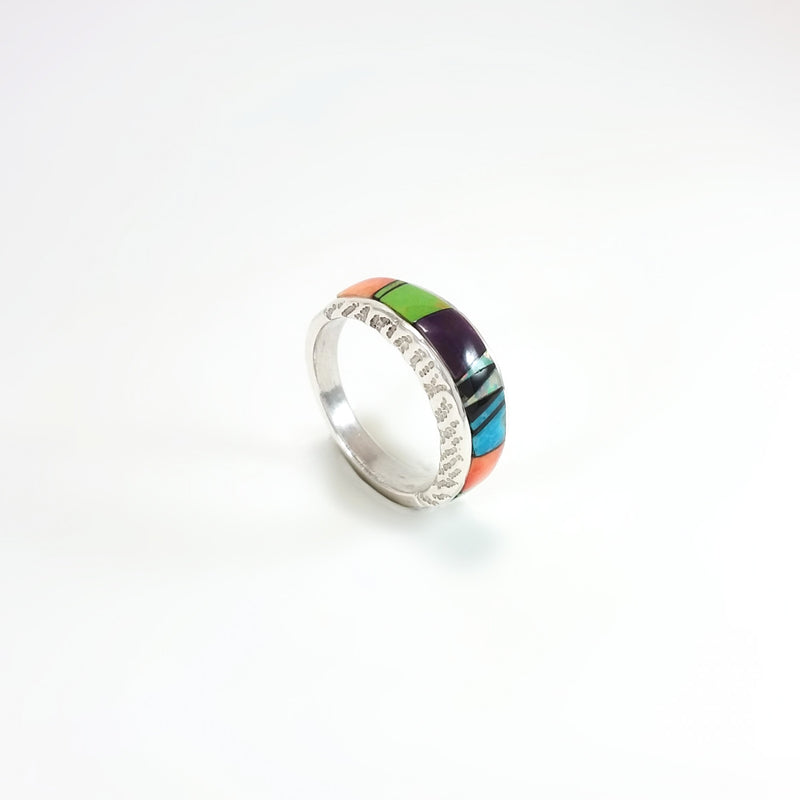 Navajo Inlay Ring