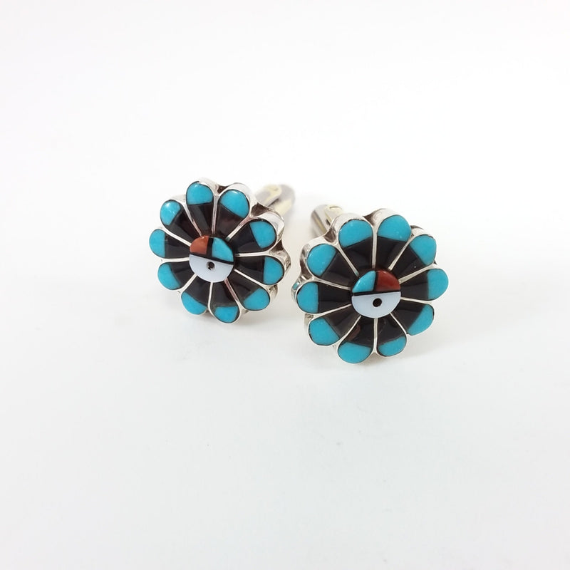 Zuni Inlay Cufflinks
