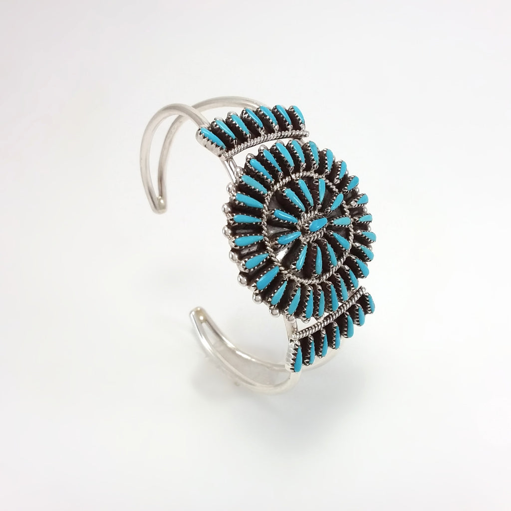 Judy Wallace Turquoise Bracelet