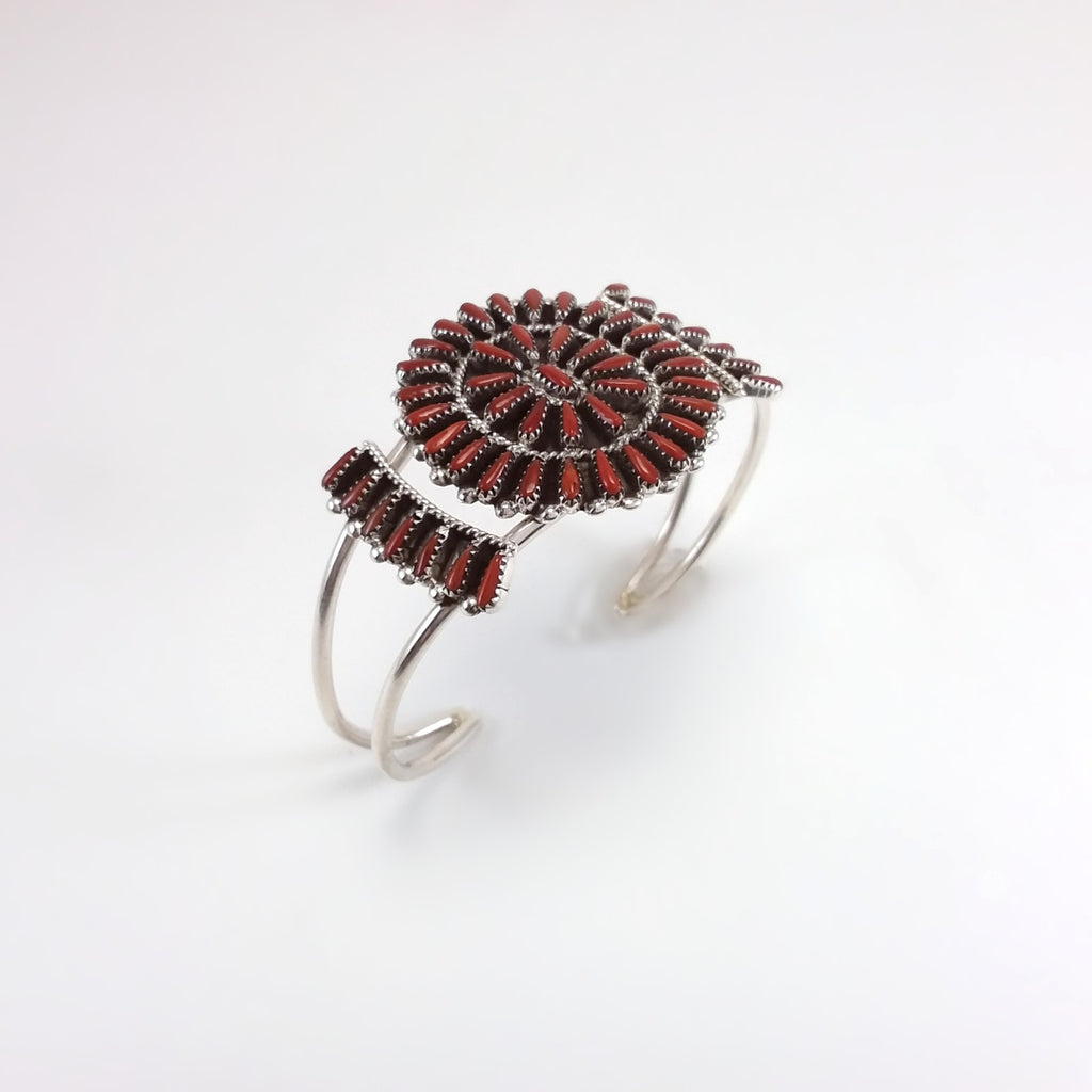 Judy Wallace Coral Bracelet