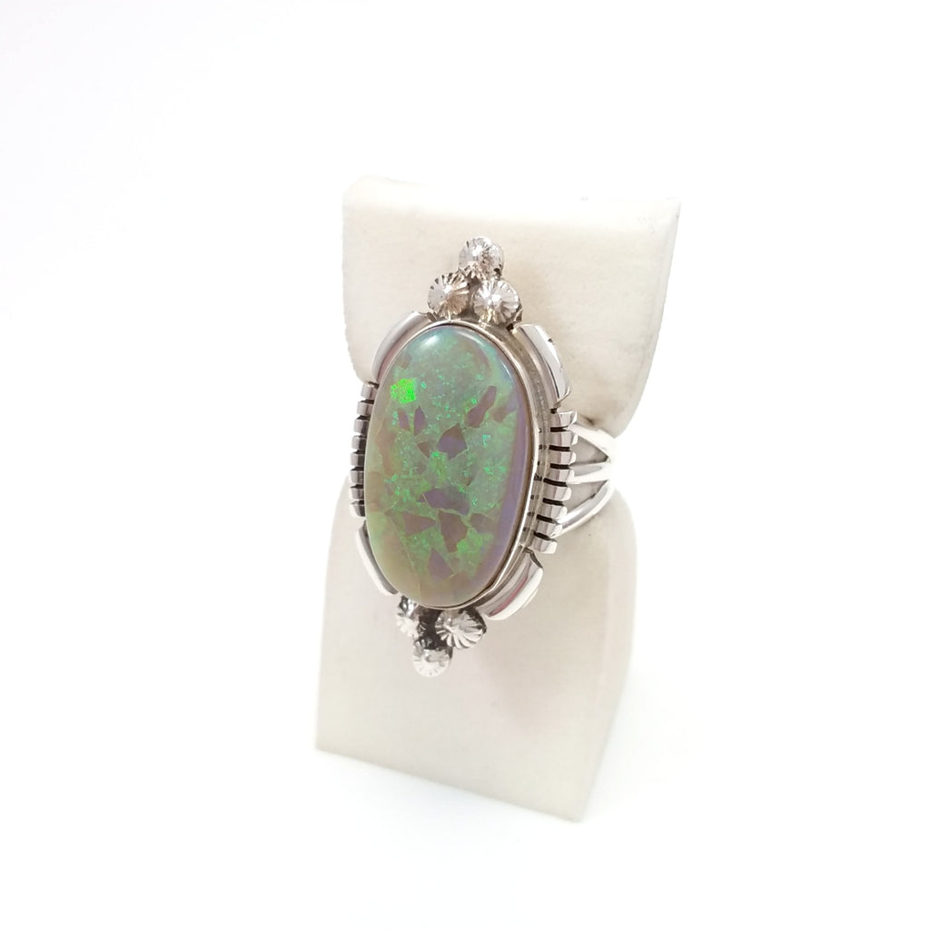 Opal Ring by Marie Bahe