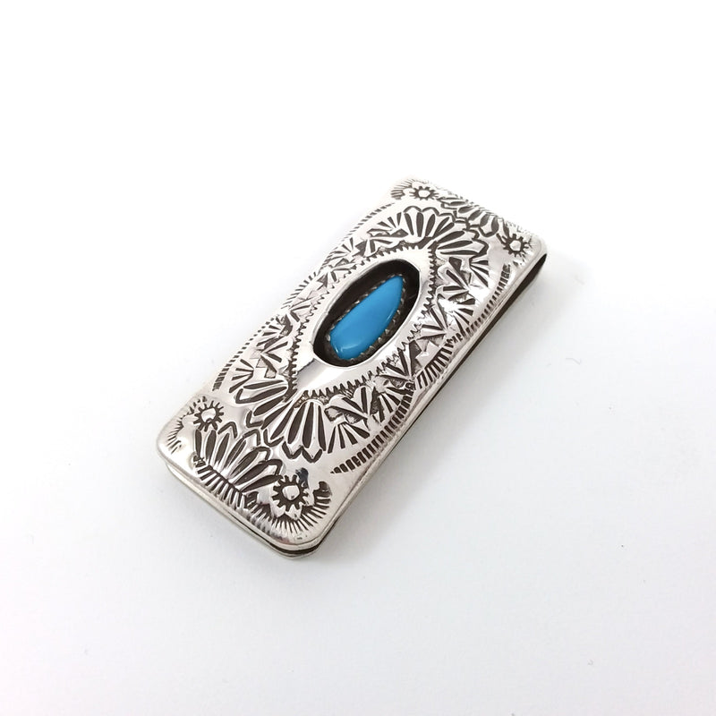 Laurenda Bobelu Inlay Money Clip