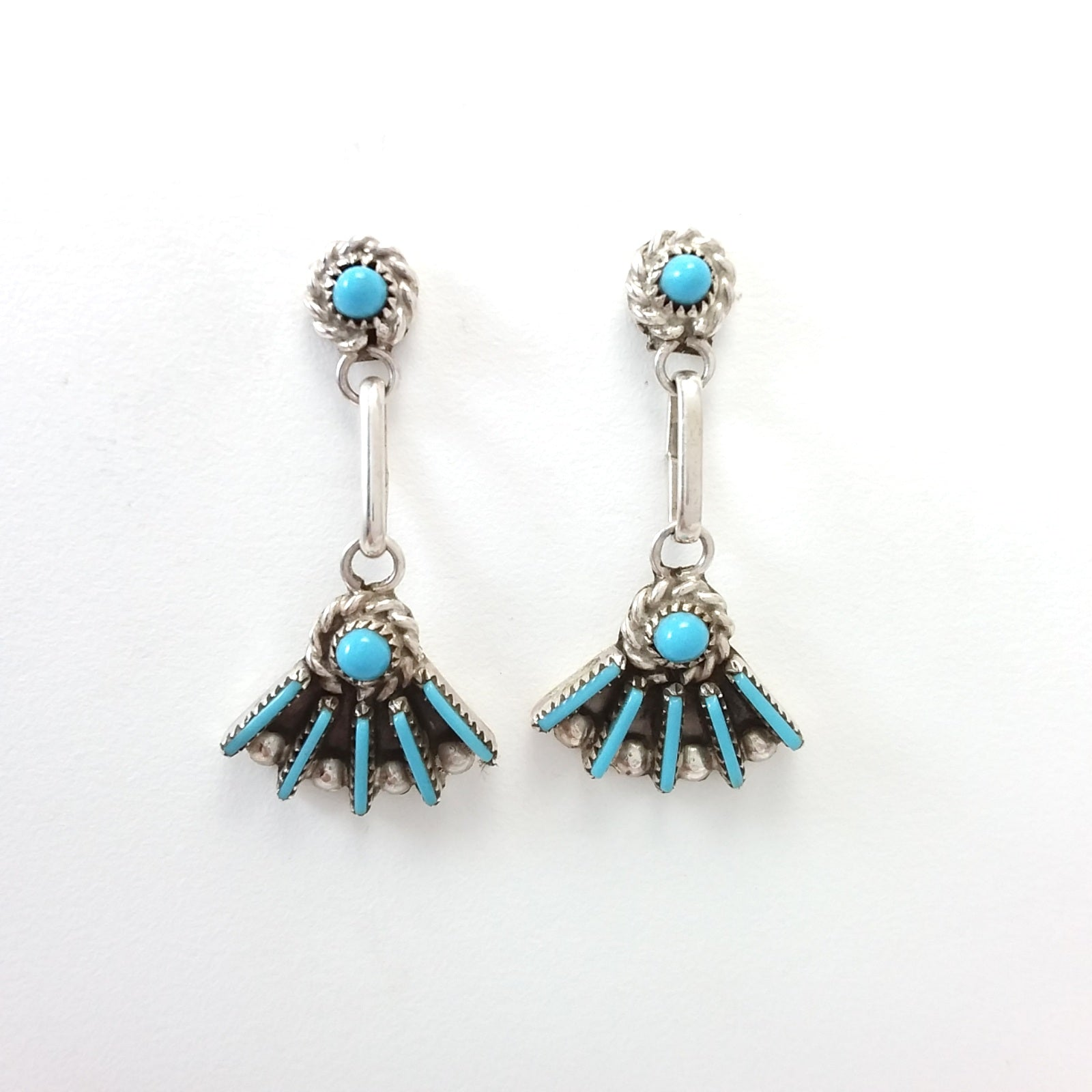 talisman earrings thumbnail product turquoise jewelry