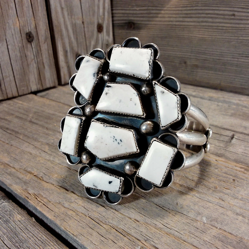 Multi-Stone Bracelet By Adam Fierro