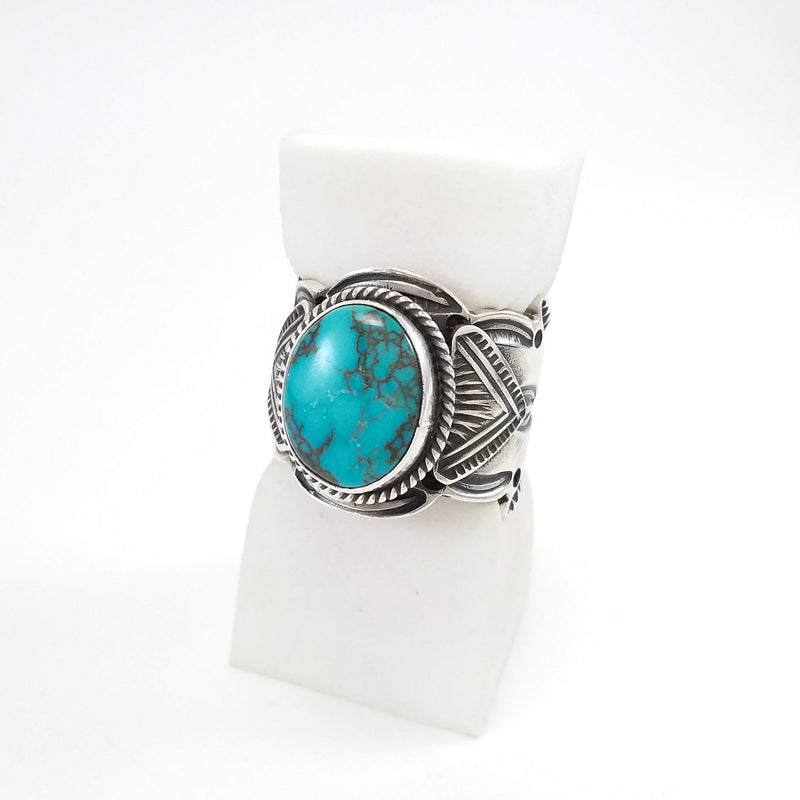 Turquoise Ring by Bo Reeves