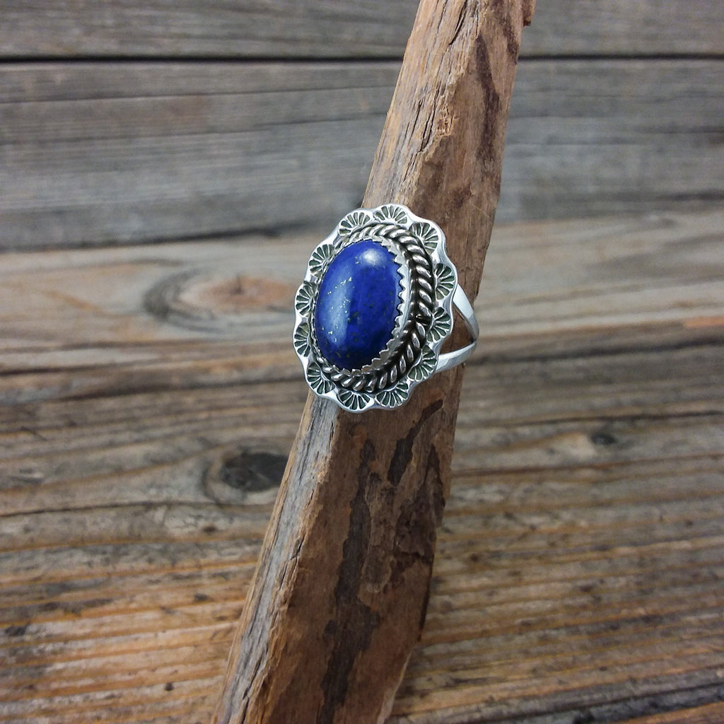 Ben Martinez Lapis Ring