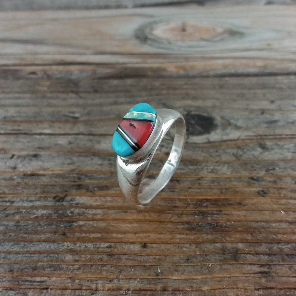 M.L. Inlay Ring