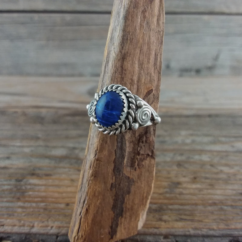 Freda Martinez Lapis Ring