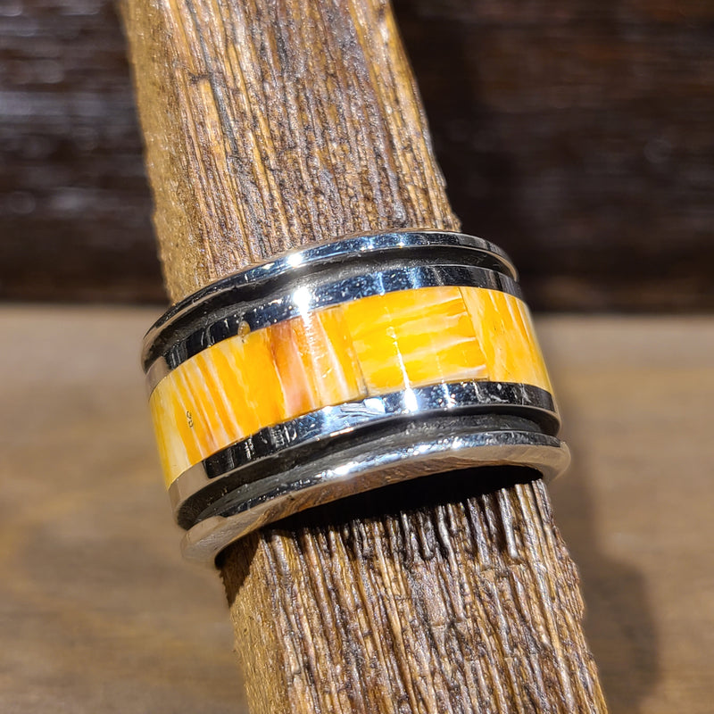 Needlepoint Ring by Jon Etsate