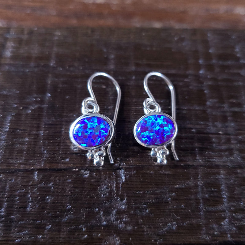 Amielda Peynetsa Turquoise Turtle Earrings