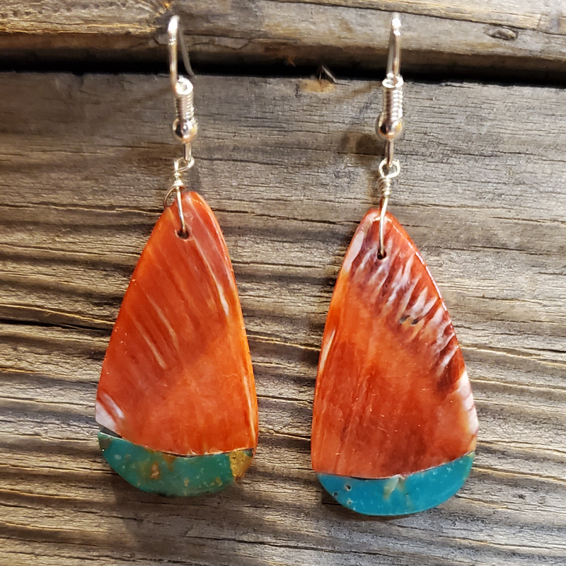 Philander Gia Turquoise Earrings