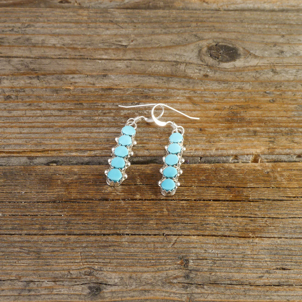 Swain Charlie Turquoise Earrings