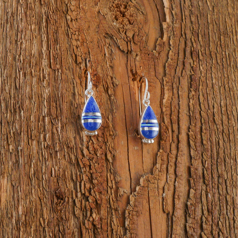 Elsie Armstrong Inlay Earrings