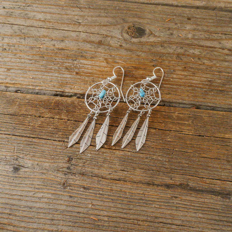 Lorenzo Arviso Dream Catcher Earrings