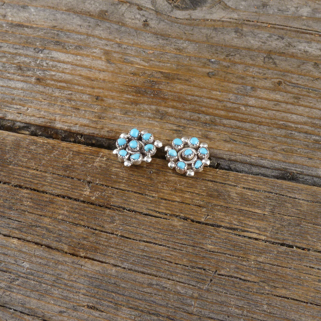 Tourquoise Stud Earrings