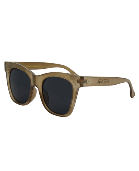 Costa Mesa Boutique I-sea stevie sunglasses taupe 2