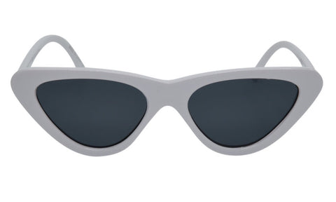 Newport Beach Boutique i-sea sunglasses zoe white 2