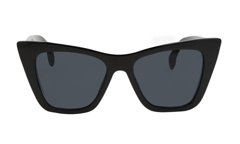 Newport Beach boutique i-sea sunglasses ashbury black 1
