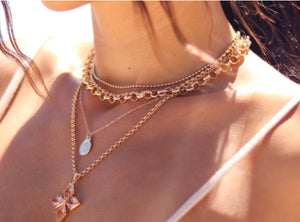 La Milagrosa Chain Necklace