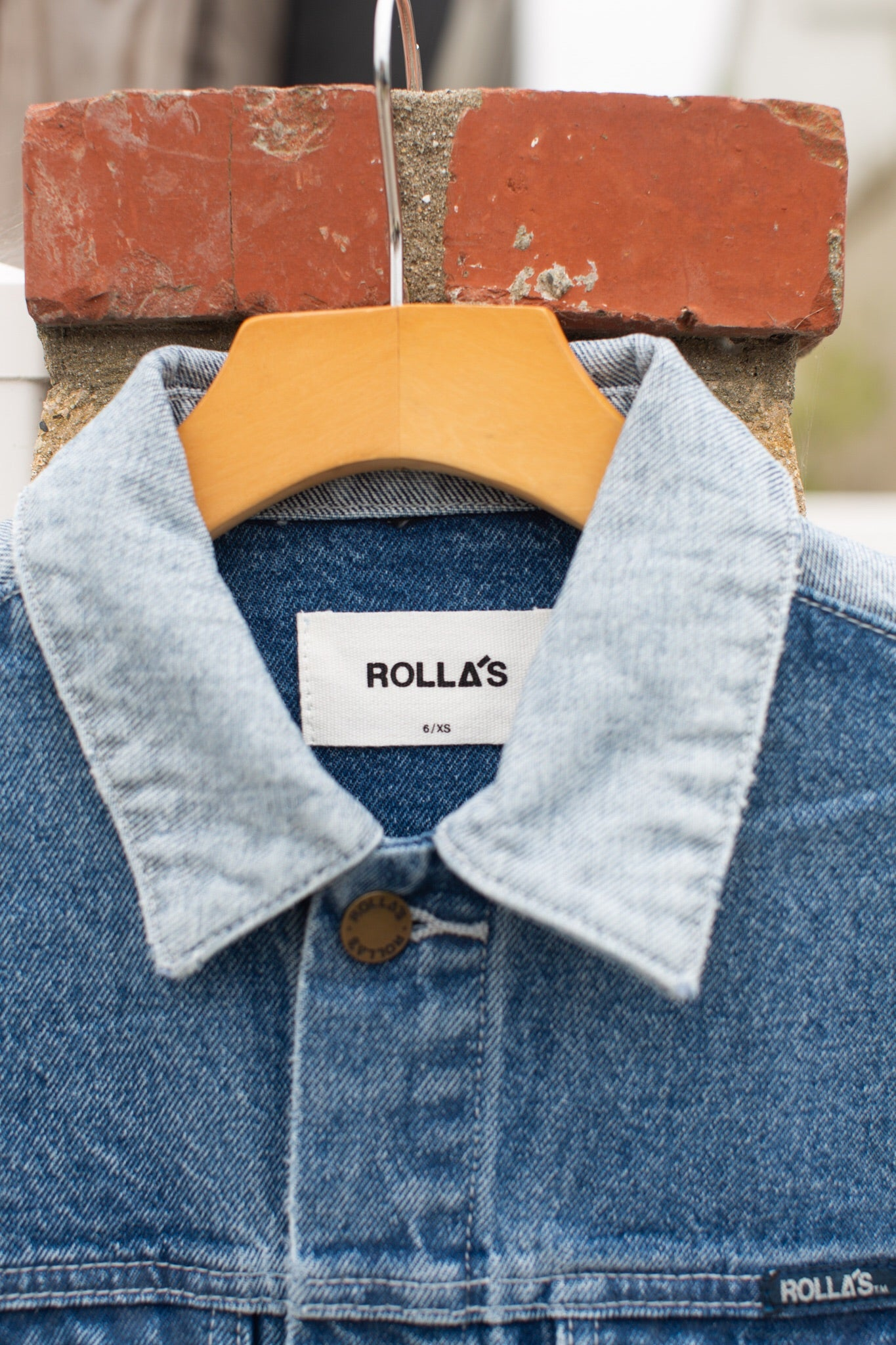 Slouch Jacket by Rollas