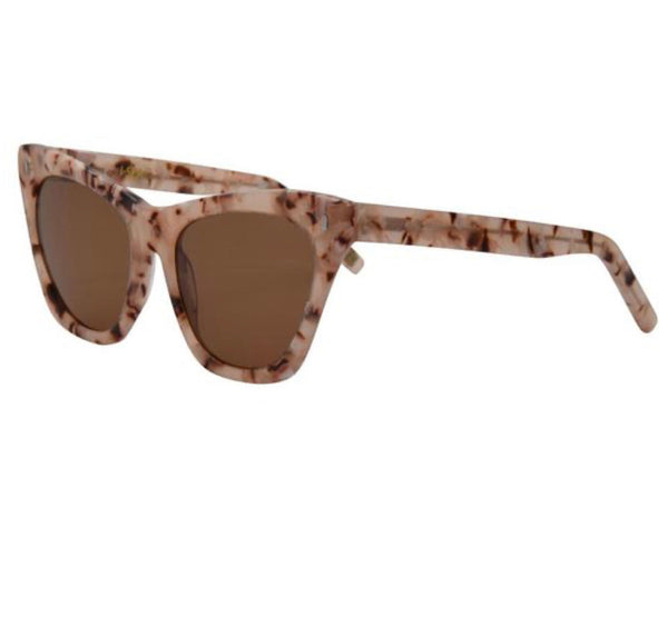 Lexi Peach/Brown Sunnies