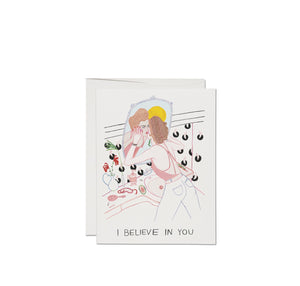 i believe in you red cap cards