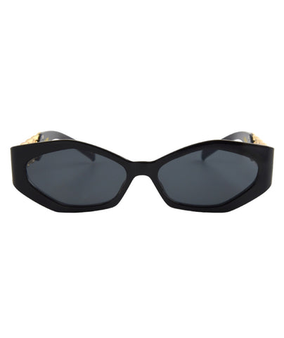 OC Boutique Ruby Sunglasses Isea black sunglasses 1