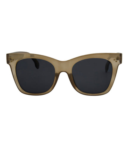 Costa Mesa Boutique I-sea stevie sunglasses taupe 1